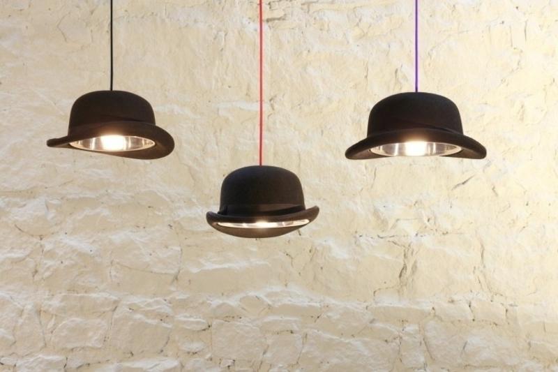 Lampenschirm Hüte herrlicher Look