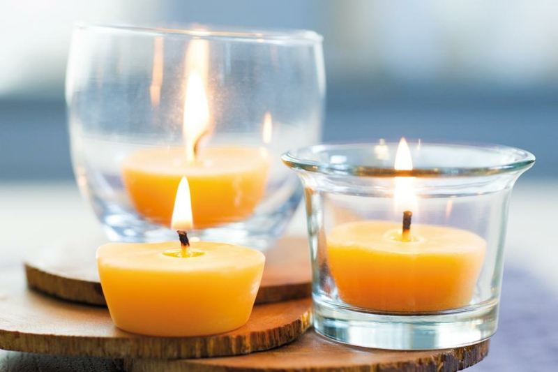 Kerzen selber machen Anleitung