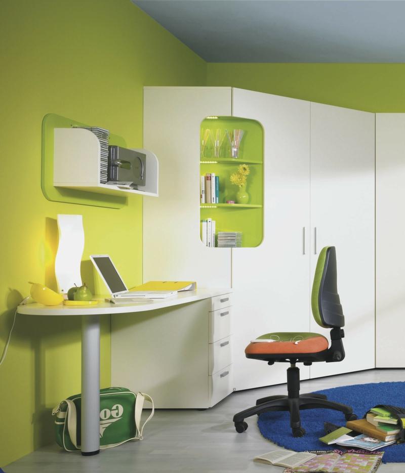 praktischer Kliederschrank Kinderzimmer