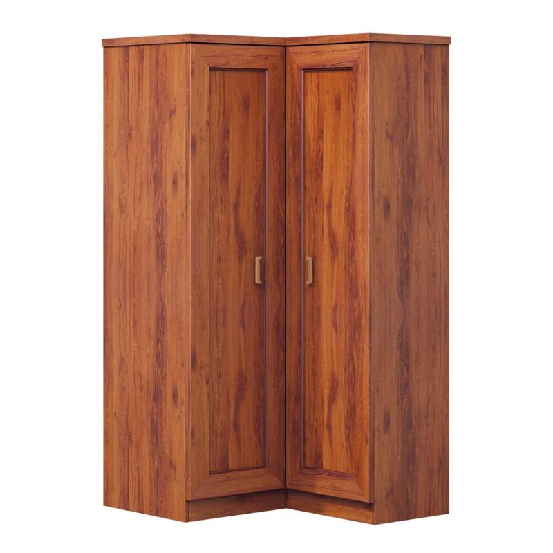 Holzkleiderschrank Vintage