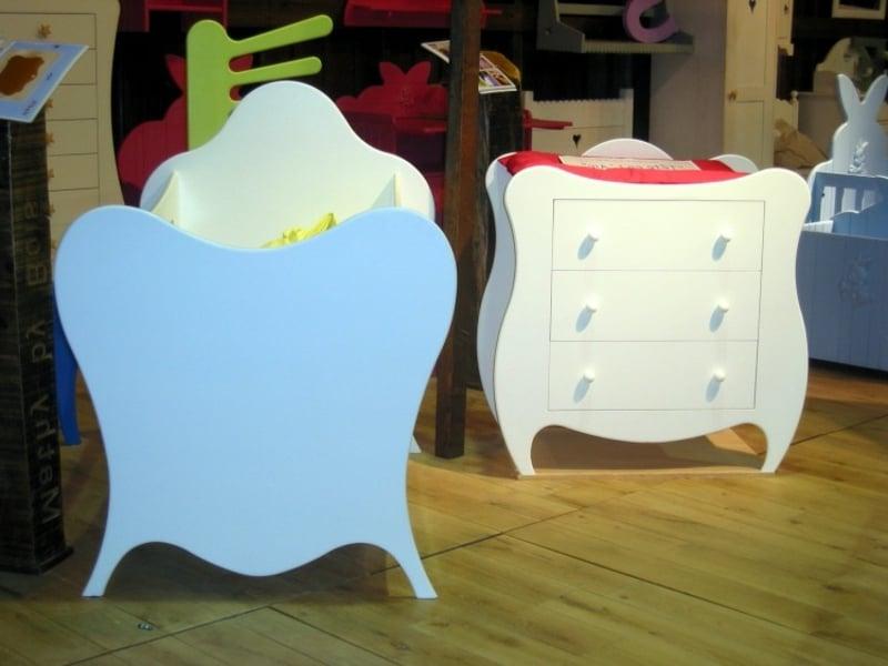 Kommode süßes Design Babyzimmer