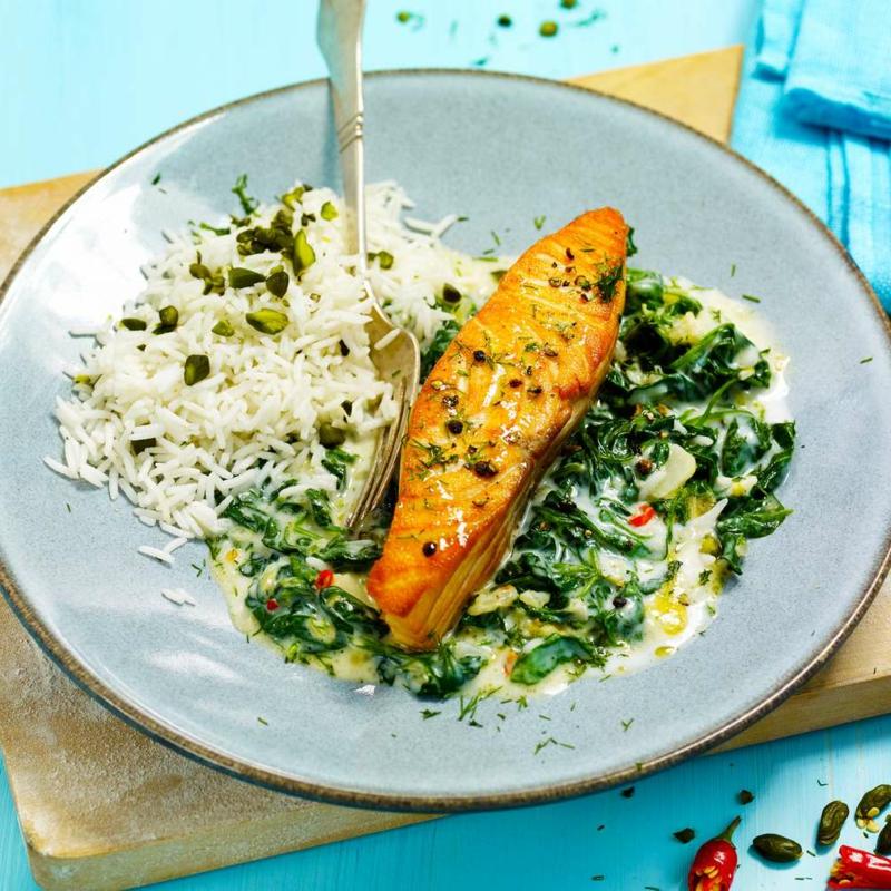 gesunde Gerichte Mittagessen