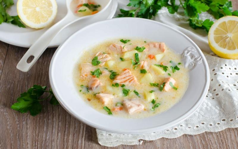 Fischsuppe selber kochen