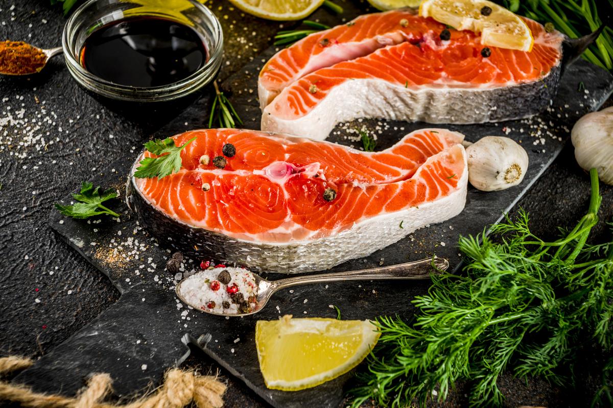 gesunde Lachs Rezepte