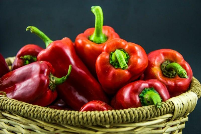 leckere Rezepte mit Paprika