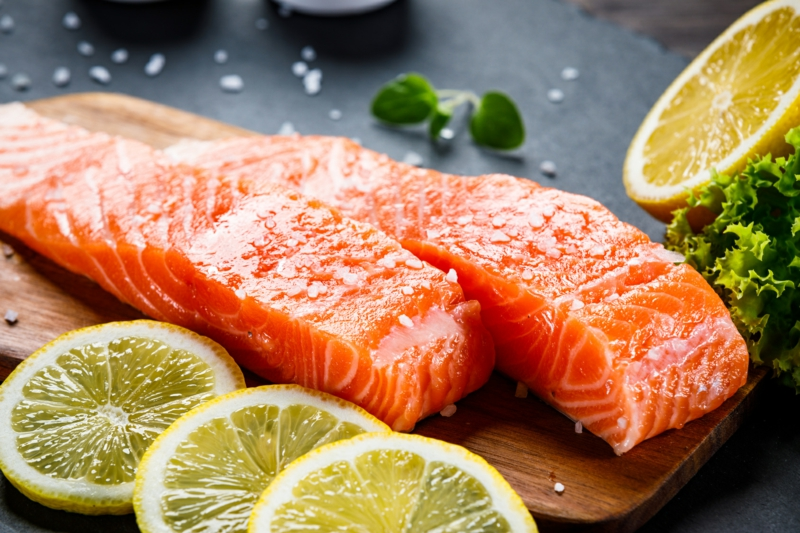 die besten Lachs Rezepte