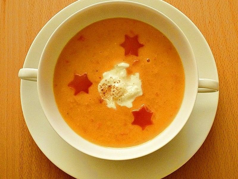 Suppe zubereiten für Kinder