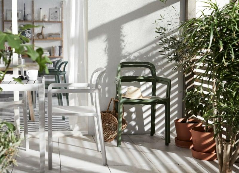 funktionale Stühle Außenbereich