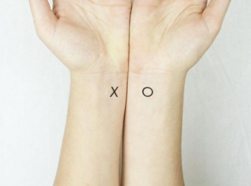 Tattoos für Liebespaare