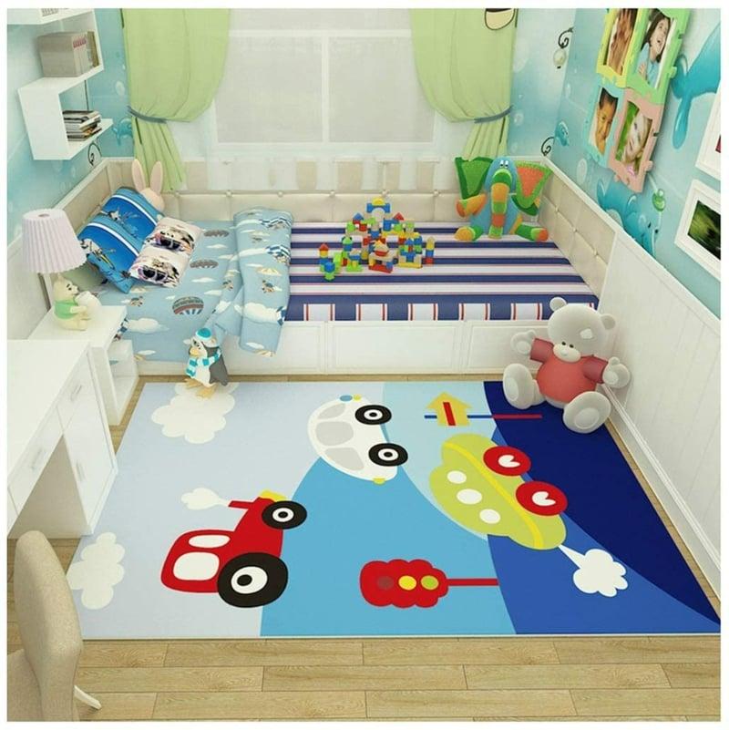 Teppich für das Kinderzimmer