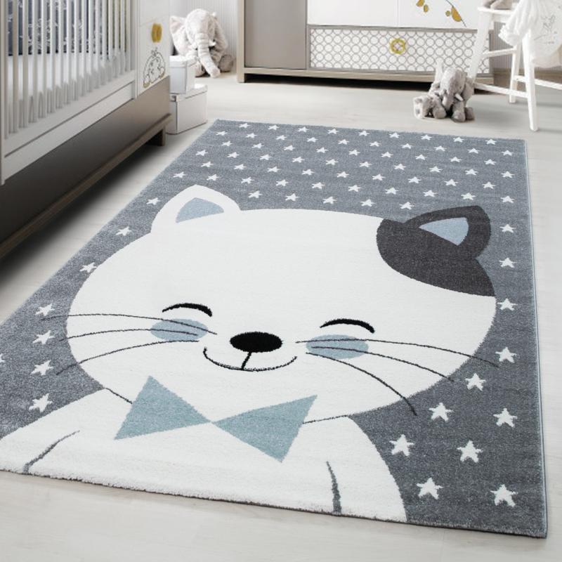 Kinderteppich Katze