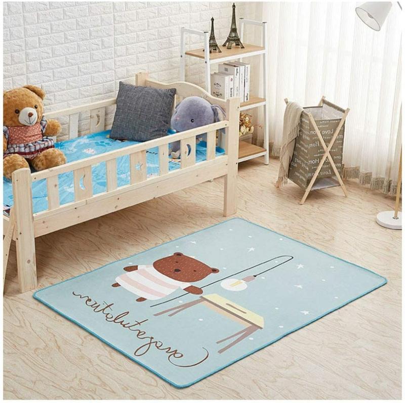 Kinderteppich entzückend Babyzimmer