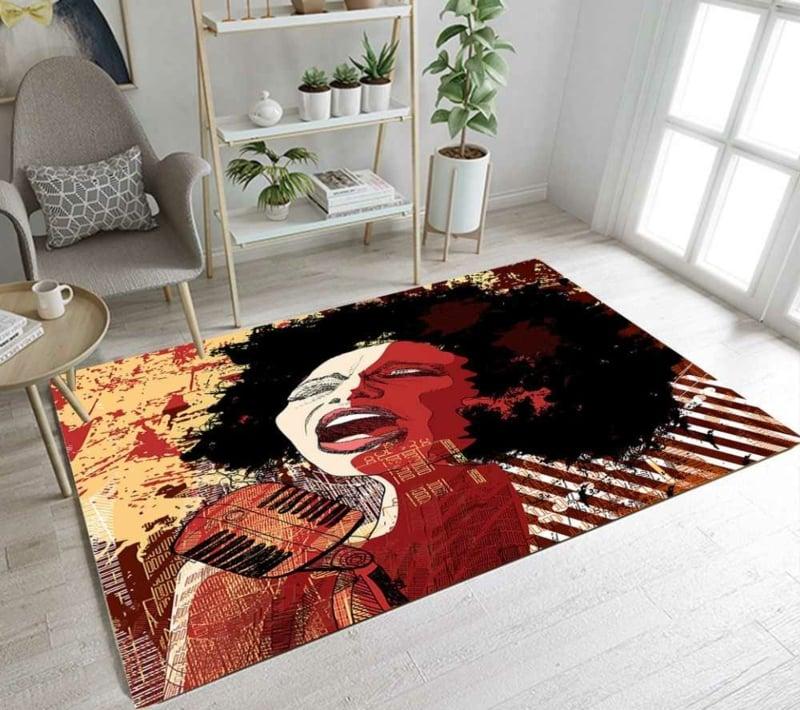 Teppich für das Kinderzimmer originelle Ideen