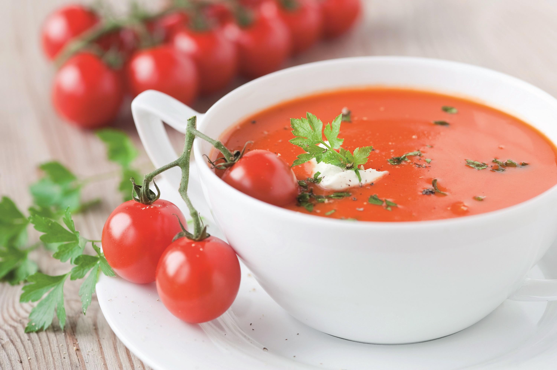 Tomatensuppe selber machen
