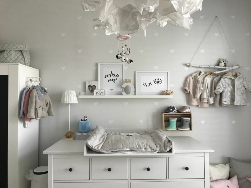 Kommode Babyzimmer