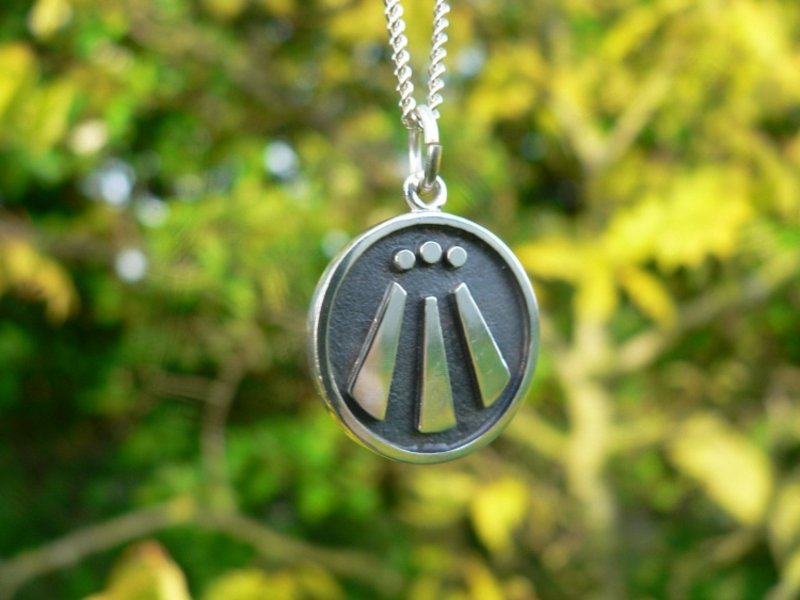 keltische Symbole Awen