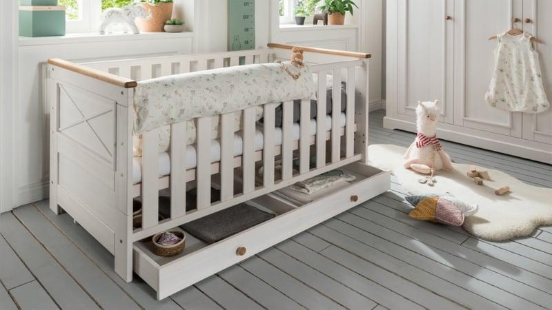 Kinderbett auswählen Schubladen