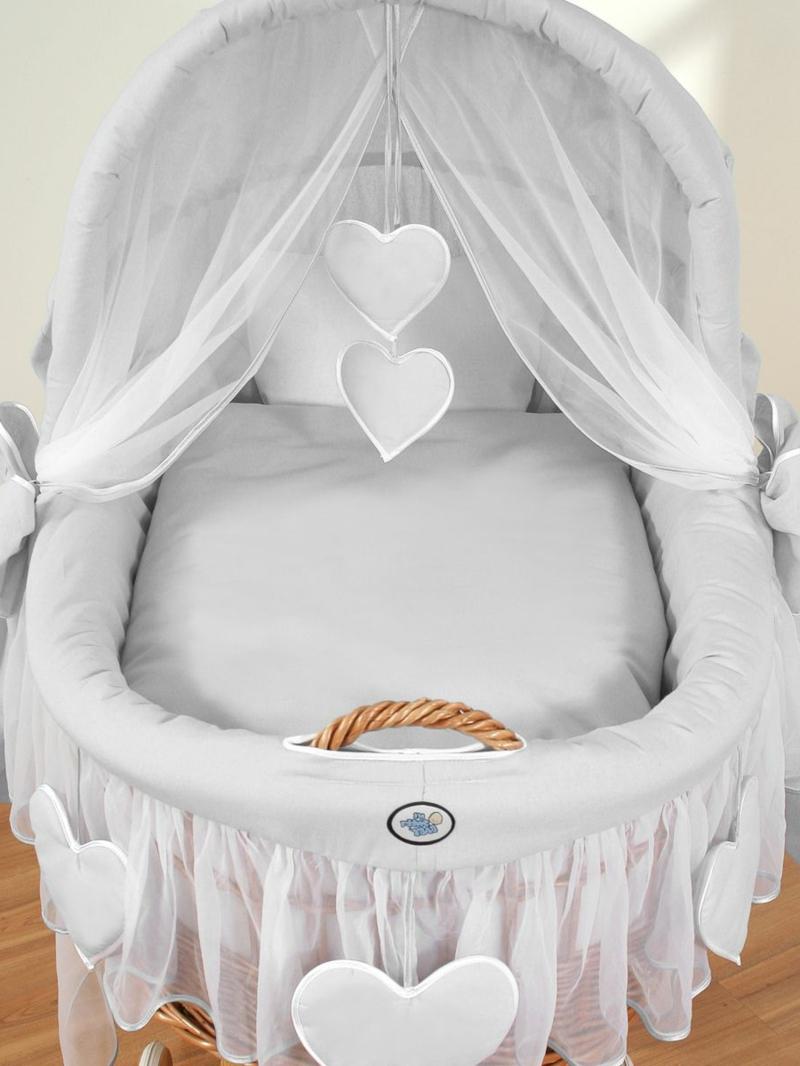 Babybett wählen Ideen für die Eltern