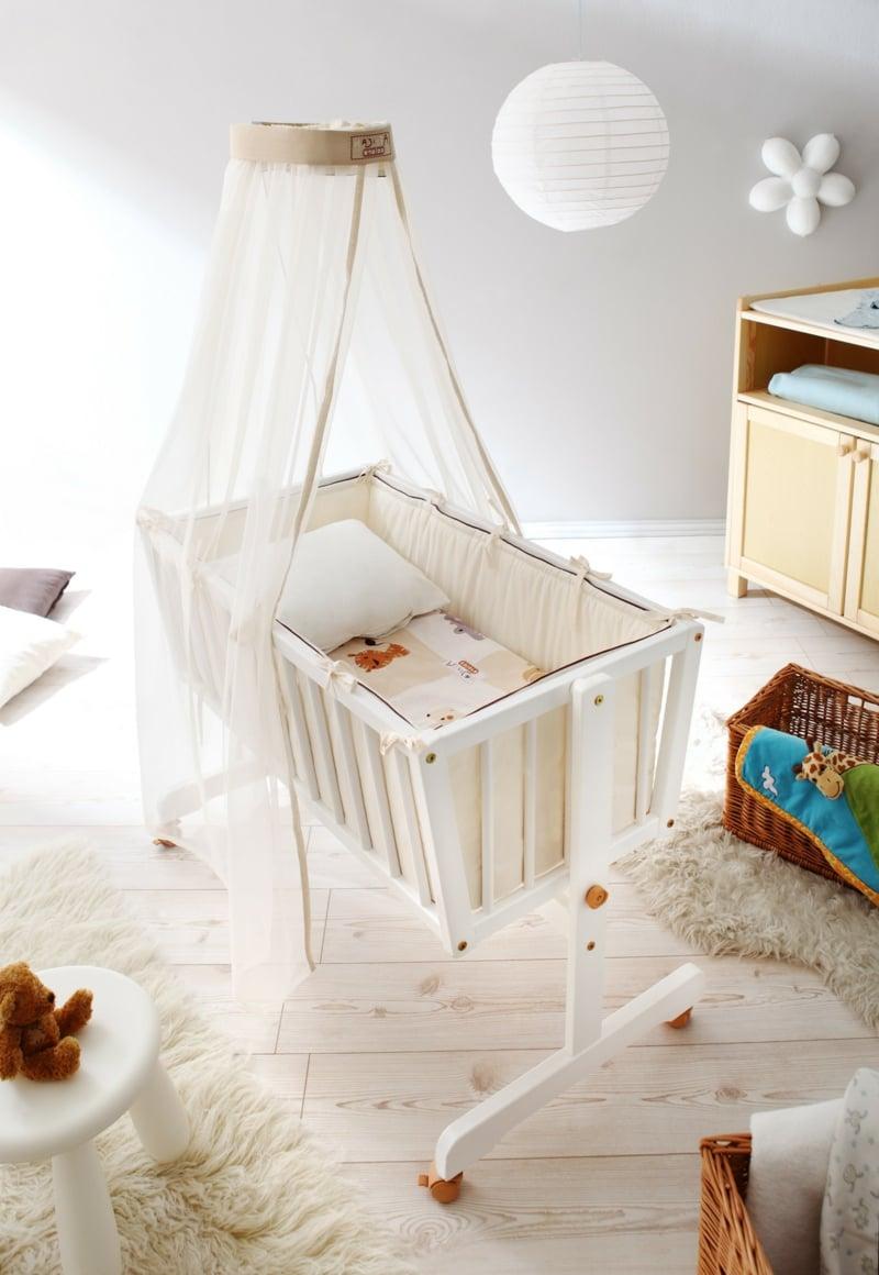 Stubenwagen Babyzimmer