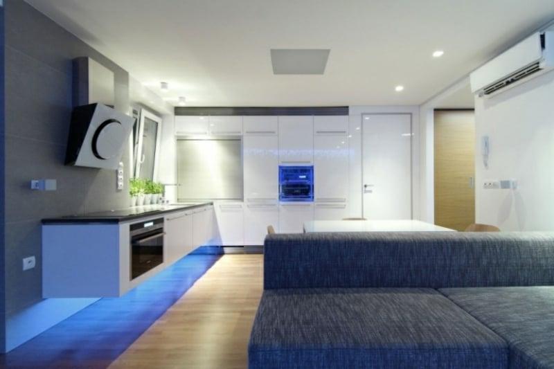 indirekte Beleuchtung Decke Küche Ideen und Anregungen