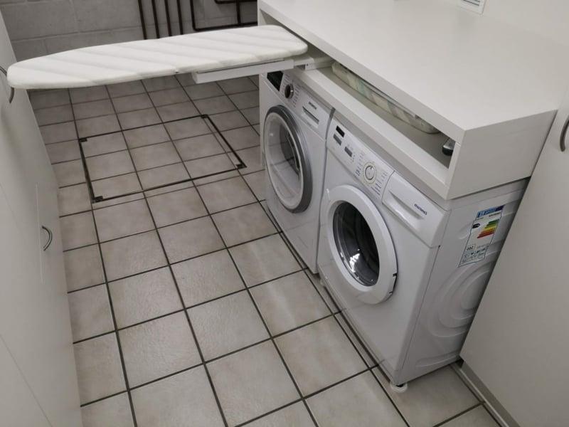 Wäschezimmer Kleinwohnung