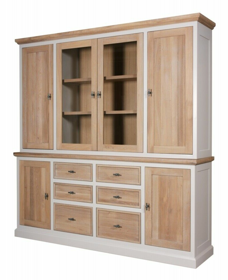 Retro Küchenschrank Holz