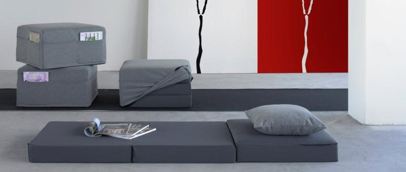 auf dem Boden schlafen Faltmatratze