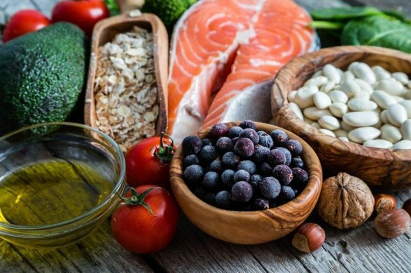 Punkte Diät abwechslungsreiche Ernährungsweise
