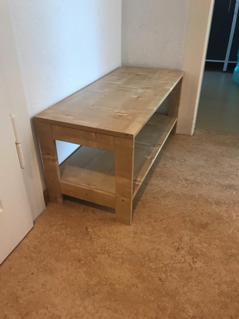 einfache Holzbank selber bauen