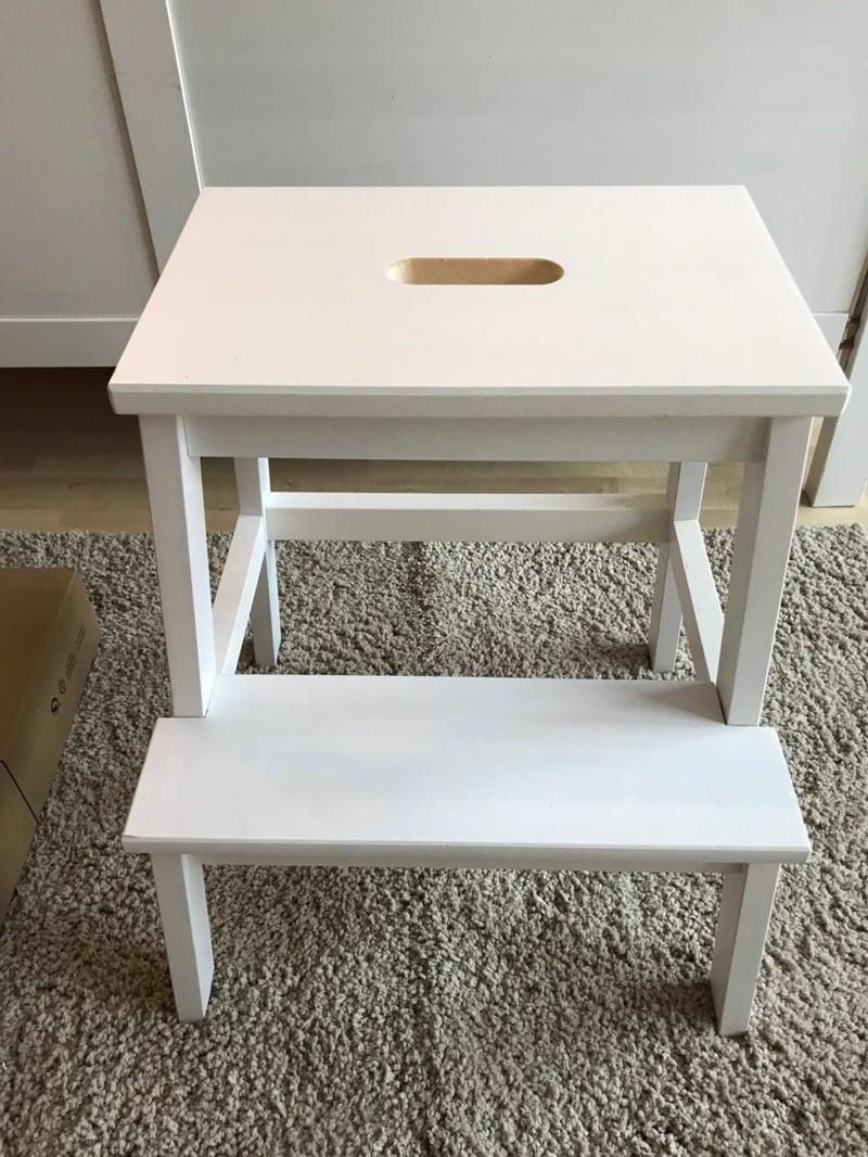 Tritthocker Bekväm ganz praktisch IKEA