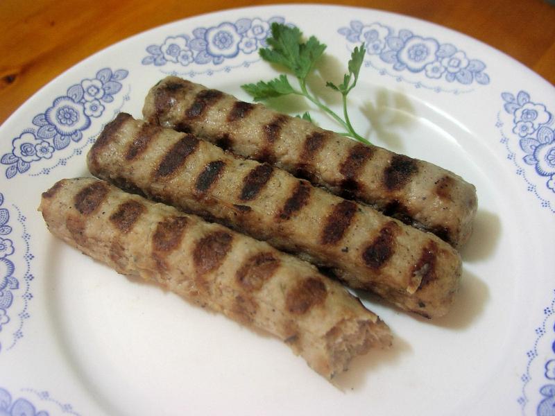 bulgarische Gerichte Kebapche