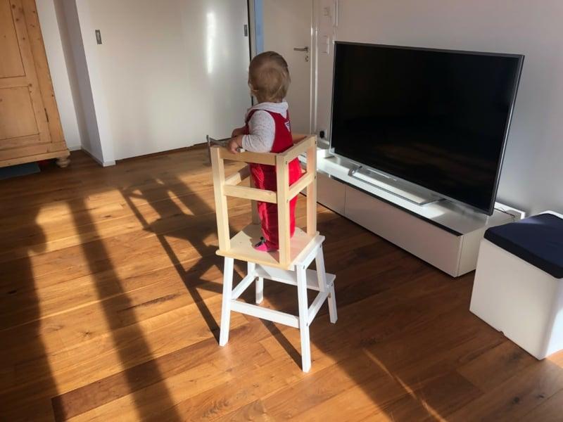 Kinderhochstuhl Sicherheit