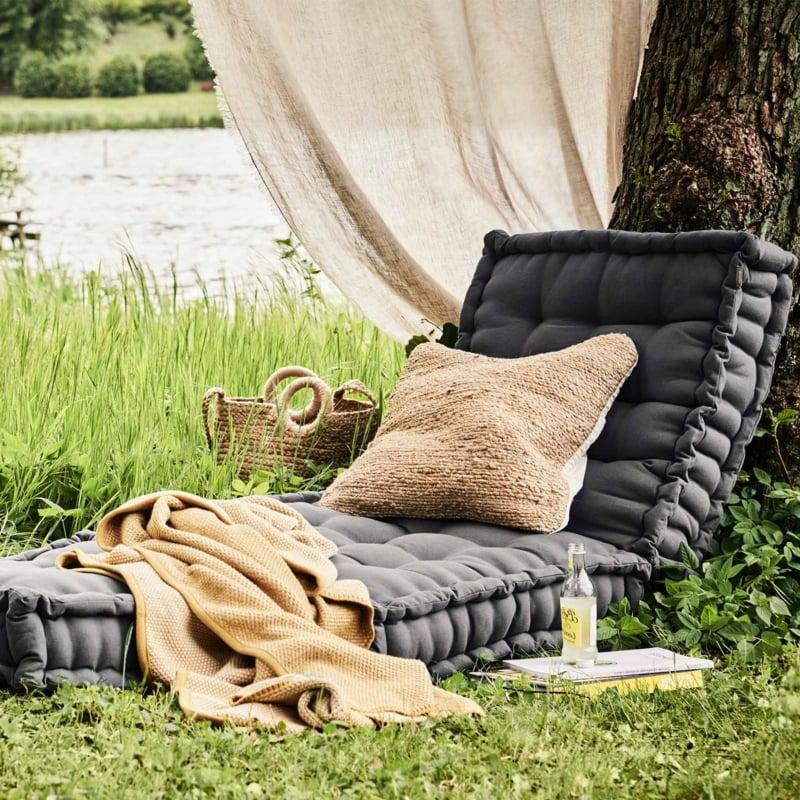 Klappmatratze verwenden Picknick