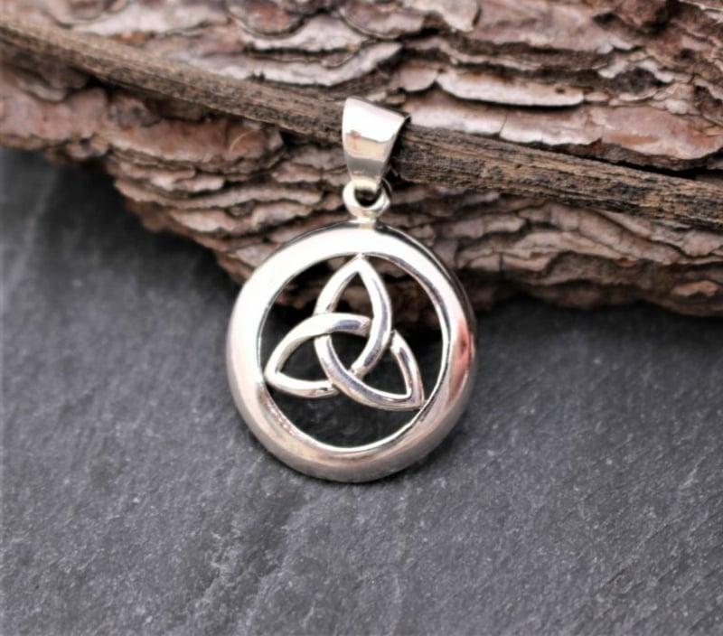 keltische Symbole Triquetra