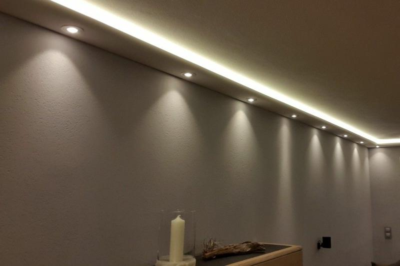 LED Lampen montieren wie geht es