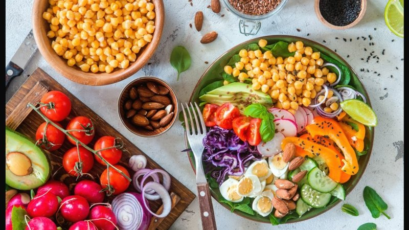 Punkte Diät Lebensmittel eiweißreich