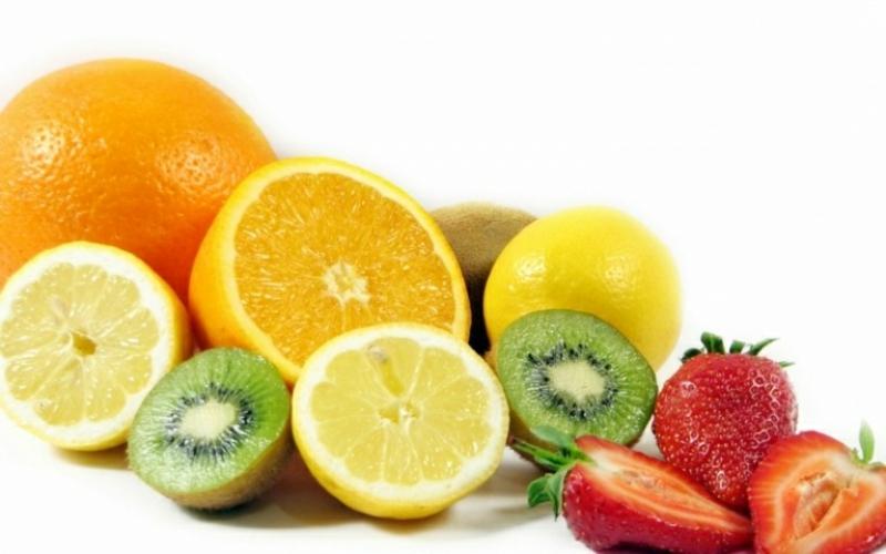 mehr Obst zu sich nehmen
