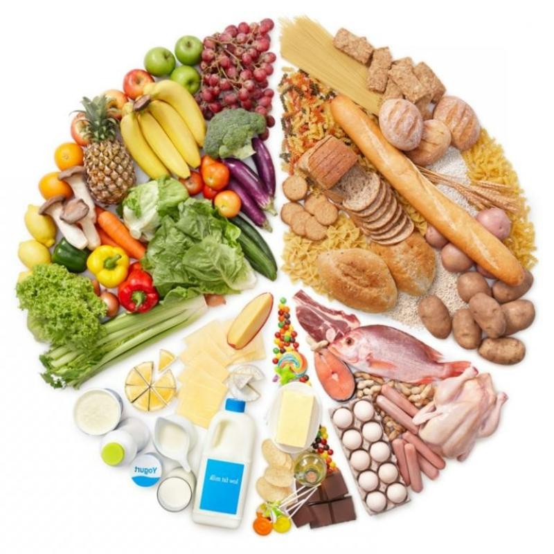 Punkte Diät sich abwechslungsreich ernähren