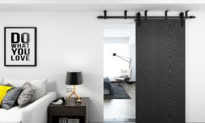 Schiebetüren aus Holz für ein gemütliches Zuhause