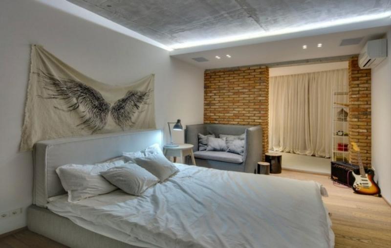 Schlafzimmer Decke indirekte Leuchten romantisch