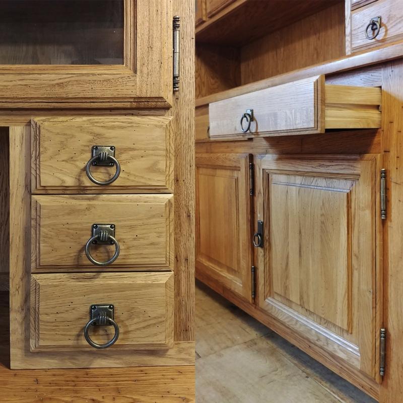 Küchenschrank praktisch