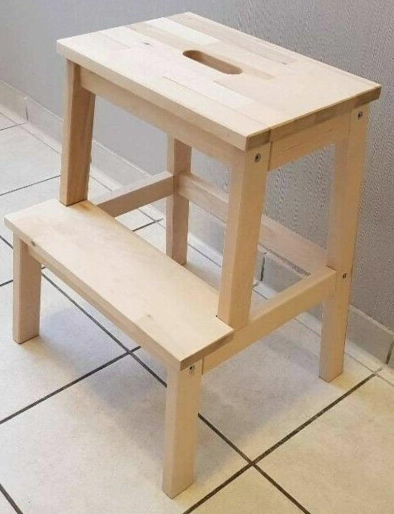 IKEA Tritthocker Bekväm