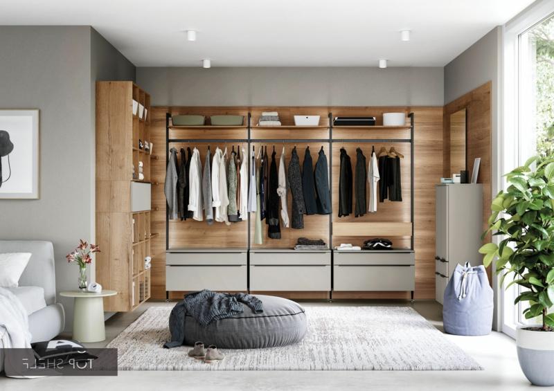 Schlafzimmermöbel praktische Ideen