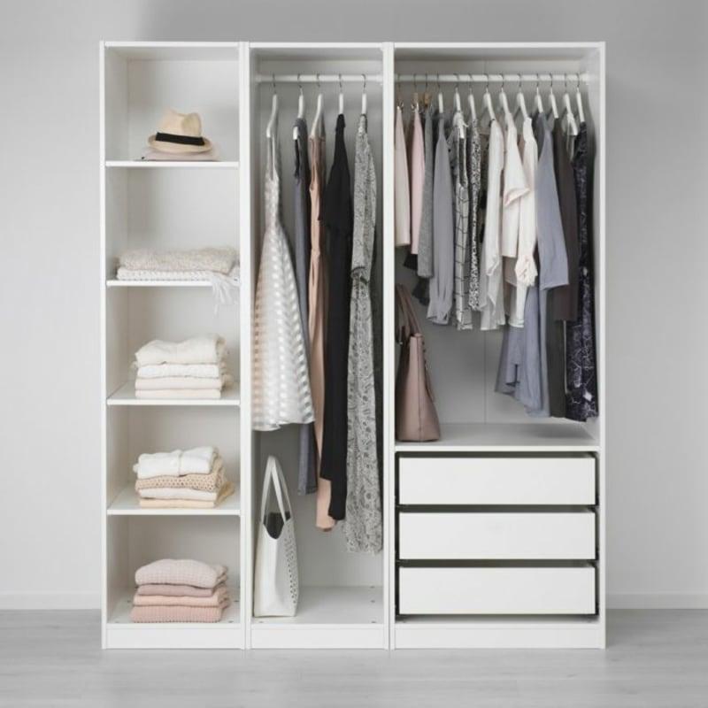 offenes Regalsystem von IKEA