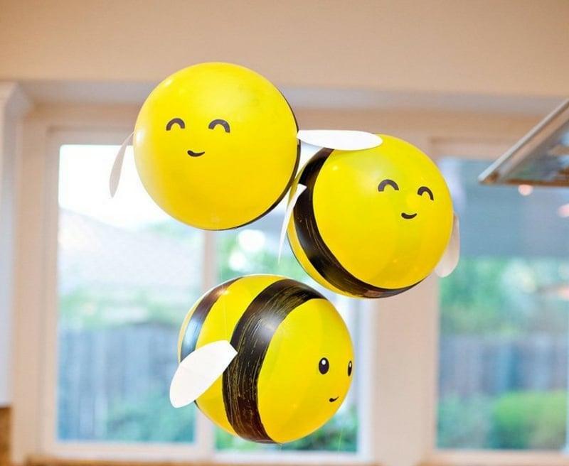 kreative Party Deko Luftballons