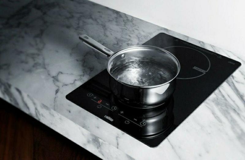 Kochplatte richtig reinigen