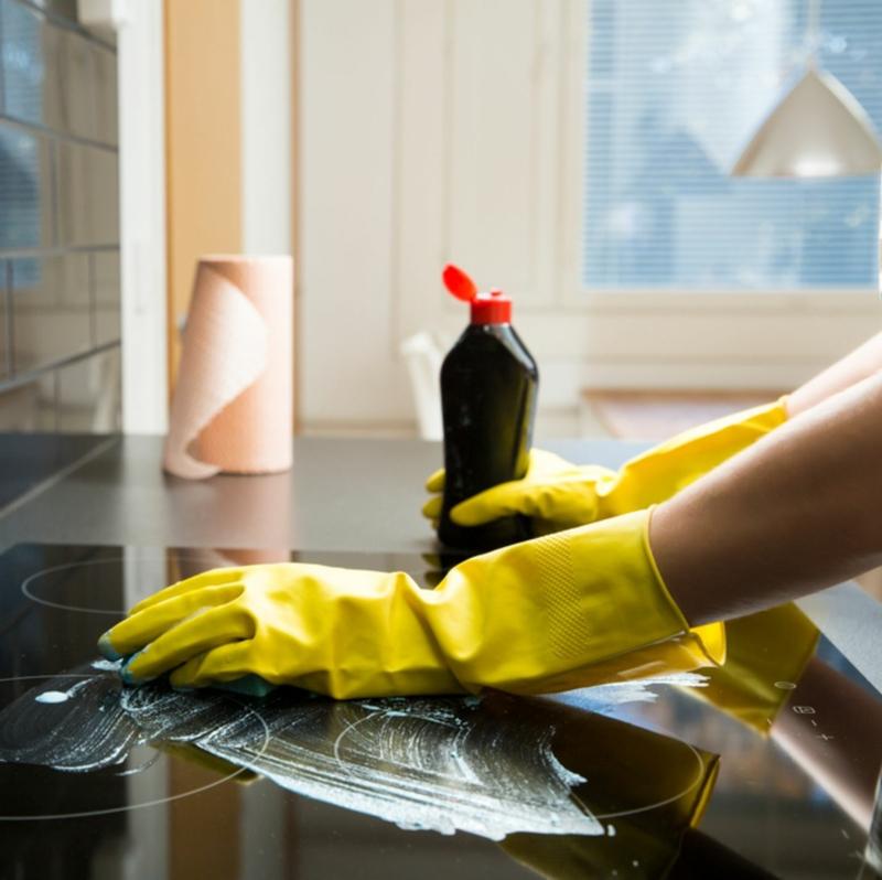 Ceranplatte putzen Reinigungsmittel