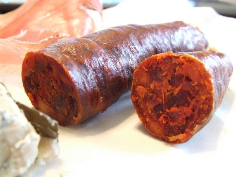 Chorizo essen