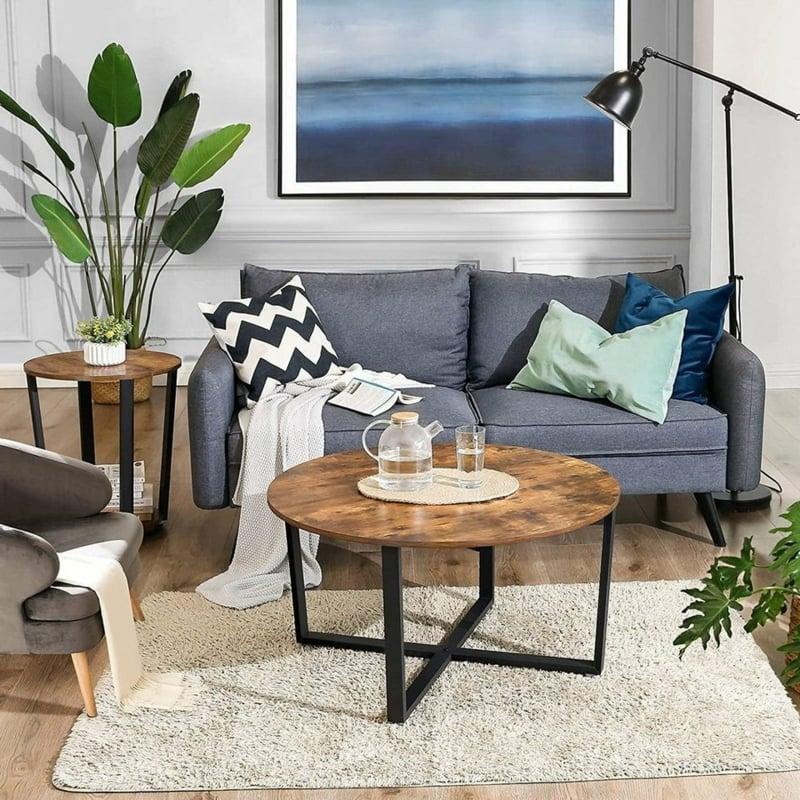 Kaffeetisch Wohnzimmer