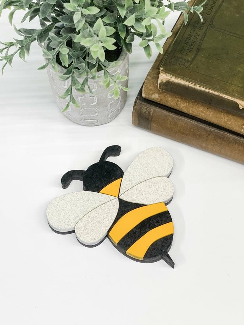 Biene aus Papier gestalten
